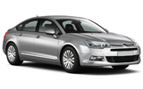Citroen C5 car rental at Fuerteventura, Spain