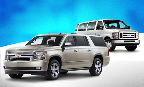 Book in advance to save up to 40% on 12 seater (12 passenger) VAN car rental in Grijota