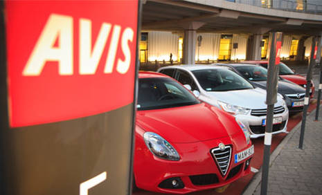 Book in advance to save up to 40% on AVIS car rental in Molina de Segura