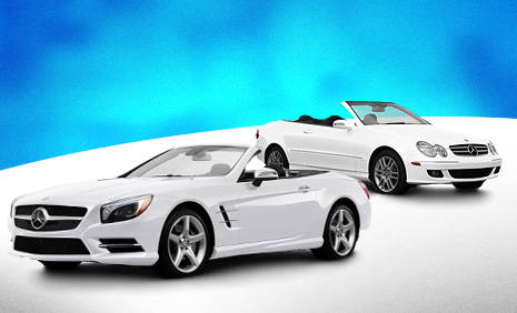 Book in advance to save up to 40% on Cabriolet car rental in Almeria - City