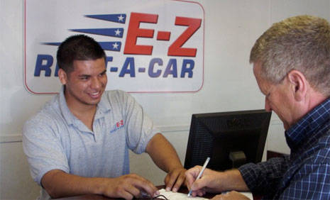 Book in advance to save up to 40% on E-Z car rental in Puerto de la Cruz
