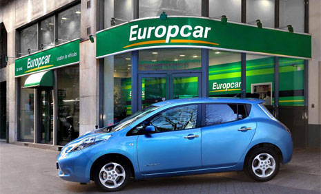 Book in advance to save up to 40% on Europcar car rental in Valor
