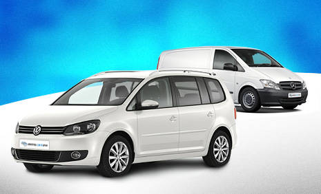 Book in advance to save up to 40% on VAN Minivan car rental in Avila