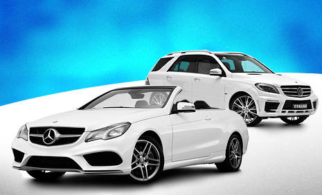 Book in advance to save up to 40% on Prestige car rental in Marazoleja