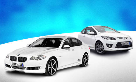 Book in advance to save up to 40% on Sport car rental in Valor